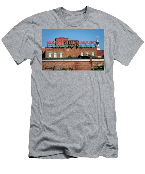 Enterprise Mill - Graniteville Company - Augusta Ga 1 Men's T-Shirt (Athletic Fit)