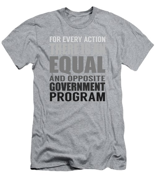 Every Action Men's T-Shirt (Athletic Fit)