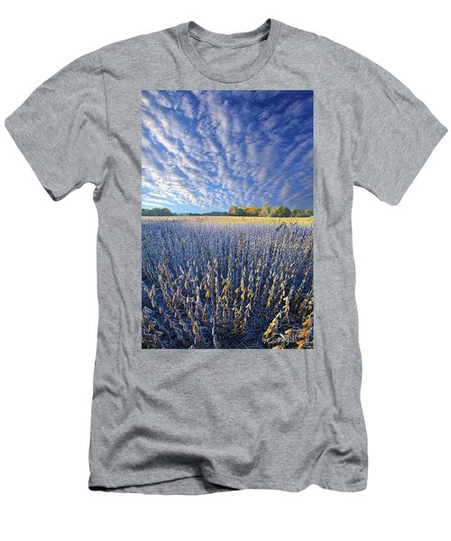 Men's T-Shirt (Athletic Fit) featuring the photograph Every Moment Spent by Phil Koch