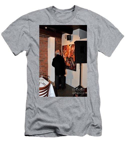 Exhibition - 08 Men's T-Shirt (Athletic Fit)