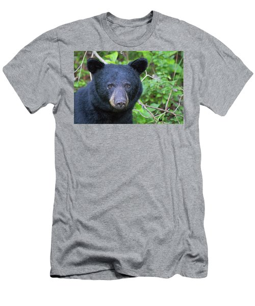Expressive Eyes Men's T-Shirt (Athletic Fit)