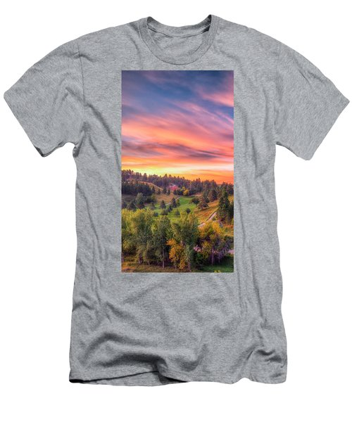 Fairytale Triptych 1 Men's T-Shirt (Athletic Fit)