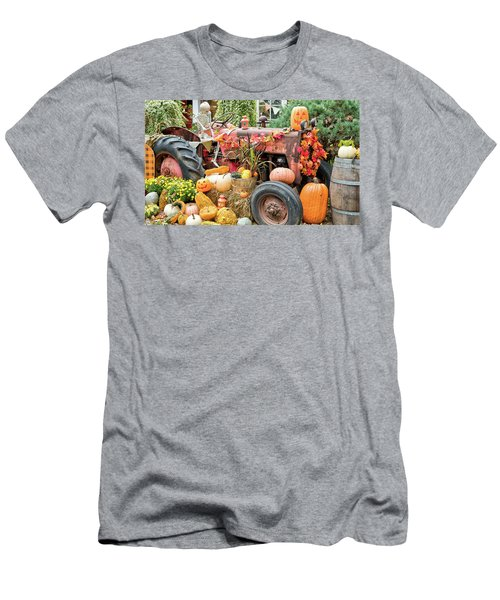 Fall Decor Men's T-Shirt (Athletic Fit)