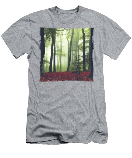 Fall Haze Men's T-Shirt (Athletic Fit)