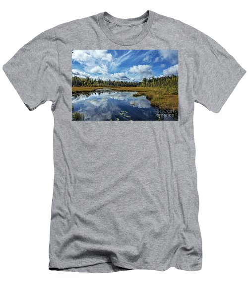 Falling For Algonquin Men's T-Shirt (Athletic Fit)