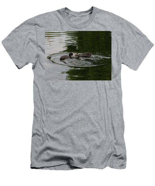 Feed Me. Me. Men's T-Shirt (Athletic Fit)
