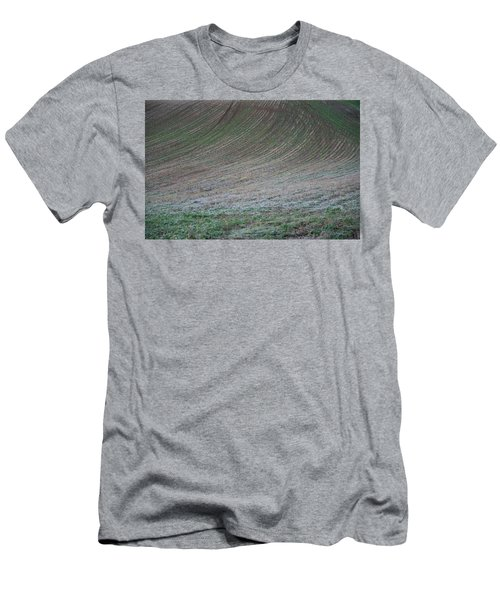 Field Patterns Men's T-Shirt (Athletic Fit)