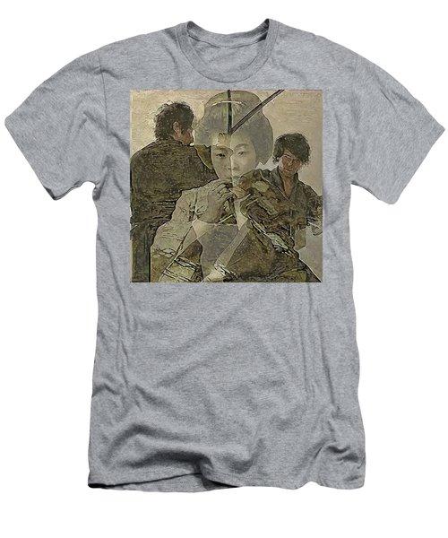 Fight Men's T-Shirt (Athletic Fit)