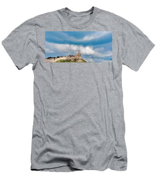 Finger Rock Men's T-Shirt (Athletic Fit)