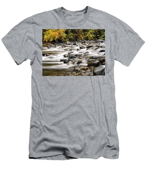 Flowing Molalla Men's T-Shirt (Athletic Fit)