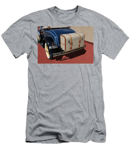 Men's T-Shirt (Athletic Fit) featuring the photograph 1931 Ford Model A Roadster by Debi Dalio
