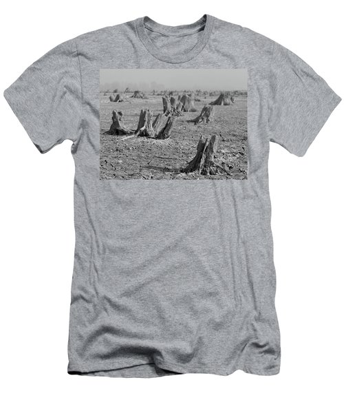 Men's T-Shirt (Athletic Fit) featuring the photograph Forrest by Davor Zerjav