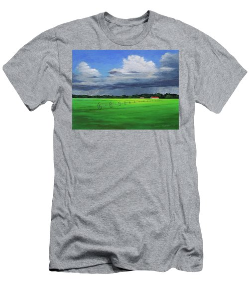 Free Rain Men's T-Shirt (Athletic Fit)