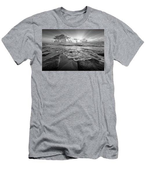 Gentle Surf Men's T-Shirt (Athletic Fit)