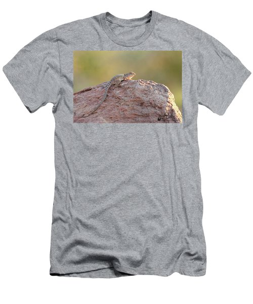 Getting Some Sun Men's T-Shirt (Athletic Fit)