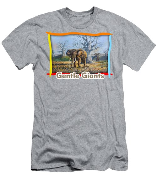 Giants Of Africa Men's T-Shirt (Athletic Fit)