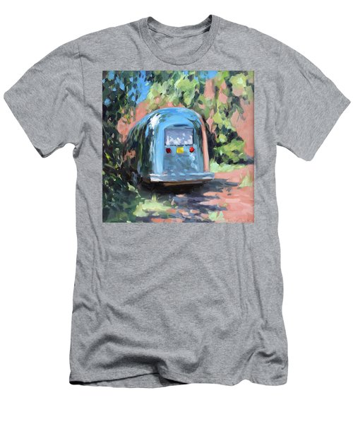 Glamping In Dappled Light Men's T-Shirt (Athletic Fit)