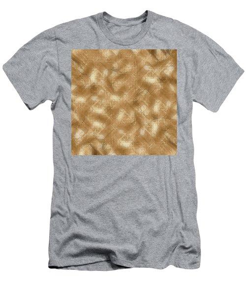 Gold Metal  Men's T-Shirt (Athletic Fit)