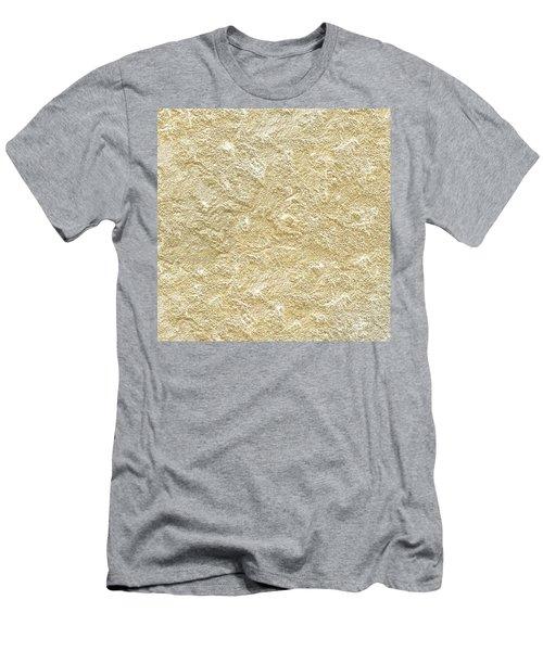 Gold Stone  Men's T-Shirt (Athletic Fit)