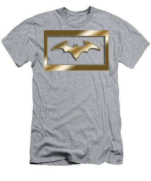 Golden Bat Men's T-Shirt (Athletic Fit)