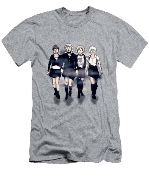 Golden Craft Girls Men's T-Shirt (Athletic Fit)