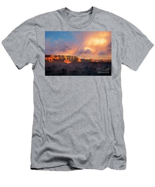 Grandview Point 1 Men's T-Shirt (Athletic Fit)