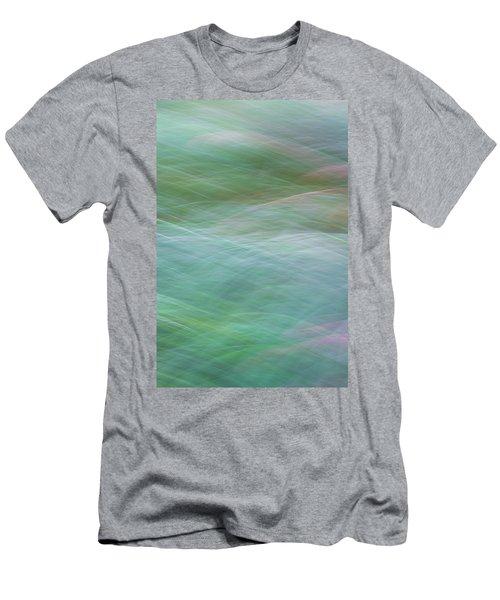 Grasses Men's T-Shirt (Athletic Fit)