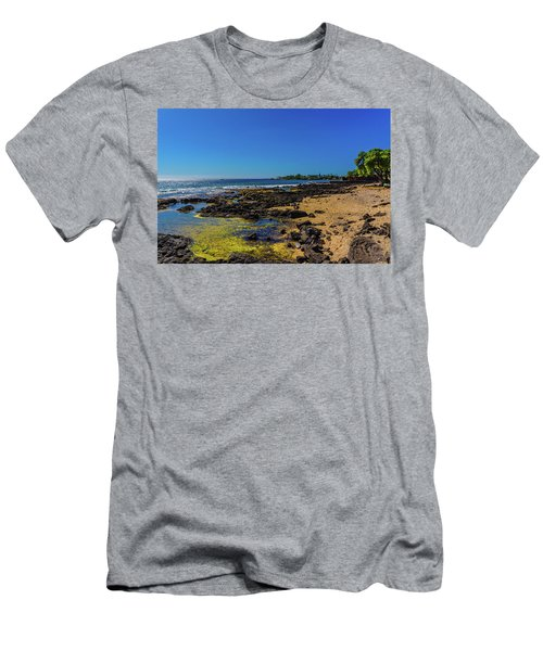 Hale Halawai Tide Pool Men's T-Shirt (Athletic Fit)