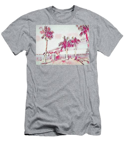 Harts Landing Sarasota Men's T-Shirt (Athletic Fit)