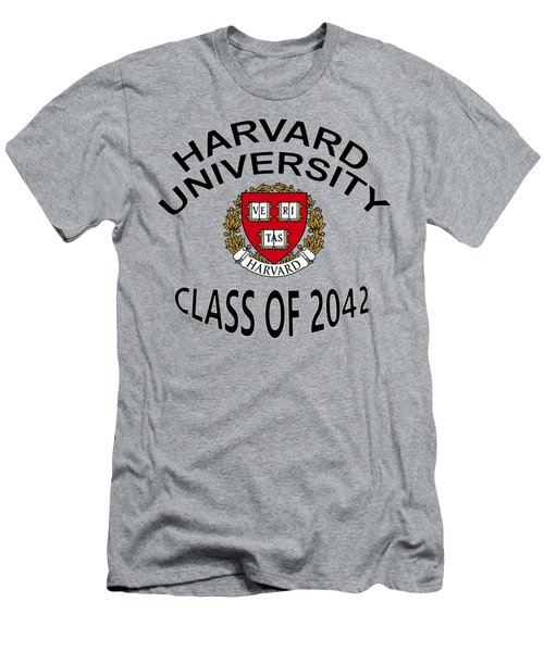 Harvard University Class Of 2042 Men's T-Shirt (Athletic Fit)