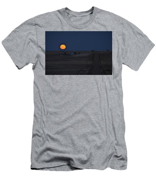 Harvest Moon 2 Men's T-Shirt (Athletic Fit)