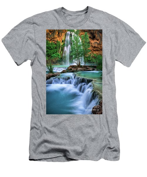 Havasu Paradise Men's T-Shirt (Athletic Fit)