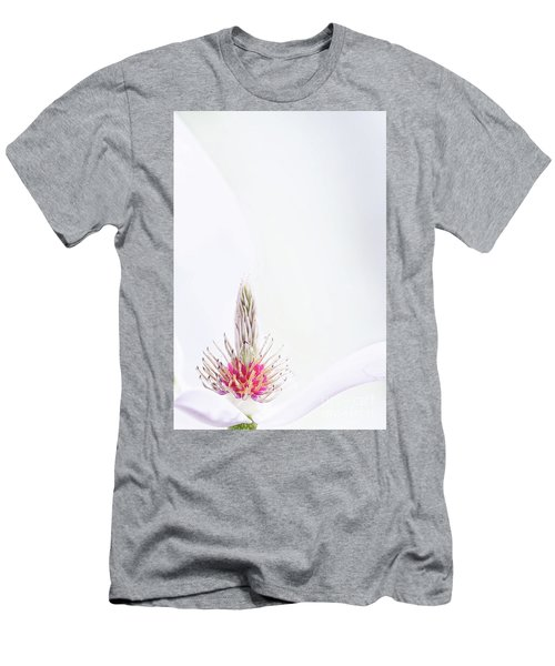 The Heart Of A Magnolia Men's T-Shirt (Athletic Fit)