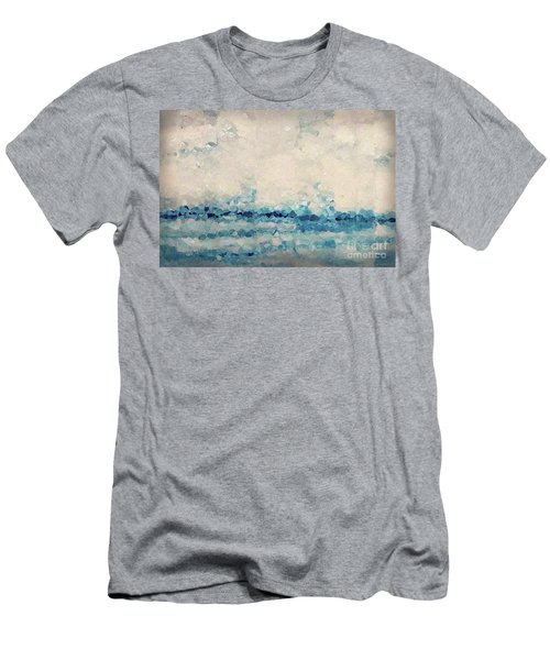 Hebrews 4 16. Come Boldly Men's T-Shirt (Athletic Fit)