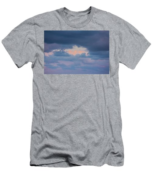 High Above The Clouds Men's T-Shirt (Athletic Fit)