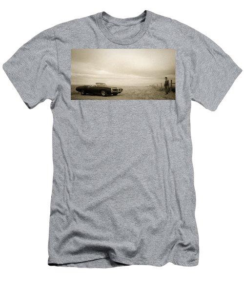 High Plains Drifter Men's T-Shirt (Athletic Fit)