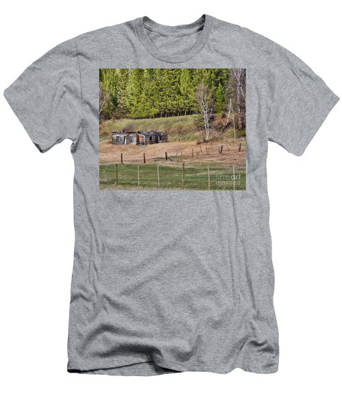 Highway History Men's T-Shirt (Athletic Fit)