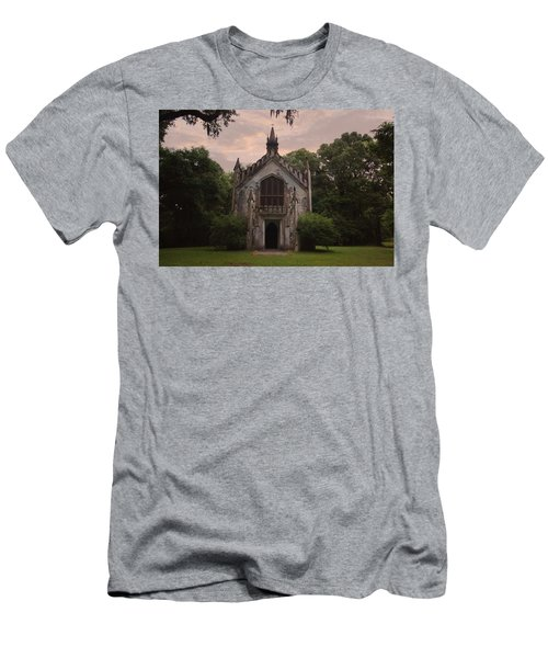 Historic Mississippi Church In The Woods Men's T-Shirt (Athletic Fit)
