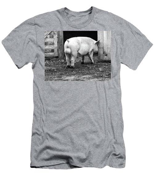 hog Men's T-Shirt (Athletic Fit)