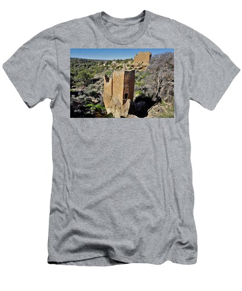 Holly Tower At Hovenweep Men's T-Shirt (Athletic Fit)