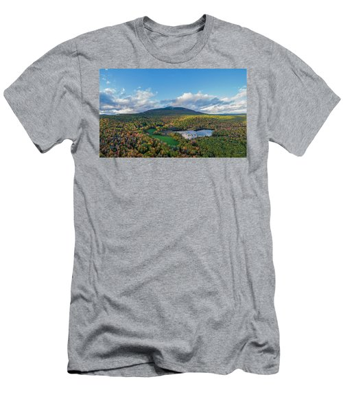 Home Of My Youth  Men's T-Shirt (Athletic Fit)