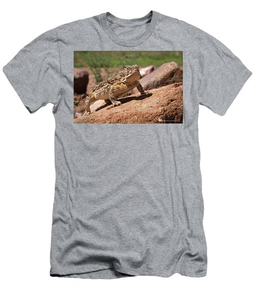 Horny Toad Men's T-Shirt (Athletic Fit)