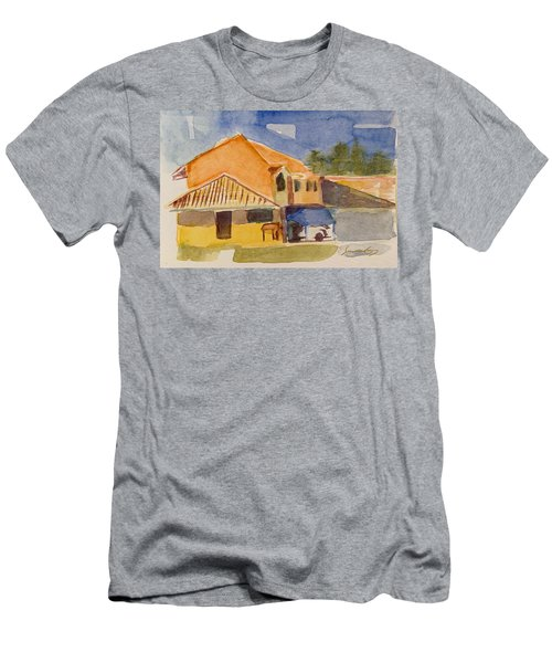 House Across The Way Men's T-Shirt (Athletic Fit)