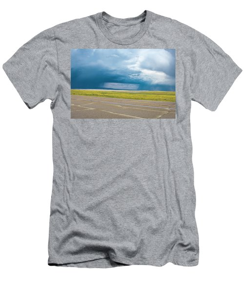 Hwy 191 Men's T-Shirt (Athletic Fit)