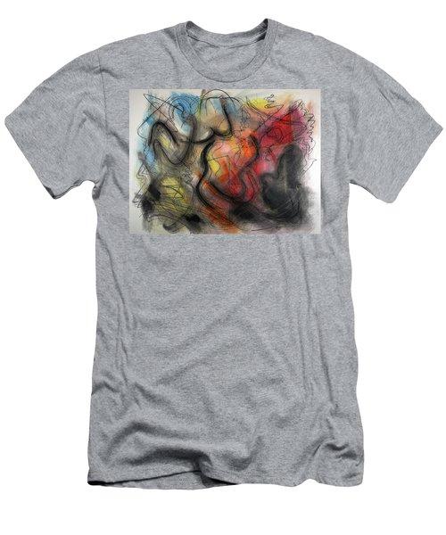 Ignis Sacrificium Men's T-Shirt (Athletic Fit)