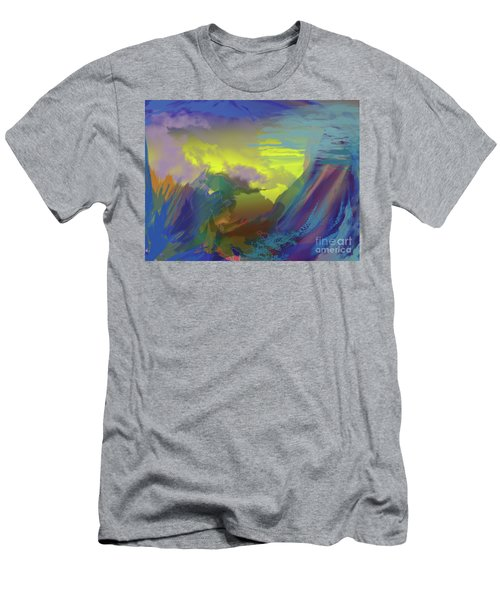 In The Beginning Men's T-Shirt (Athletic Fit)