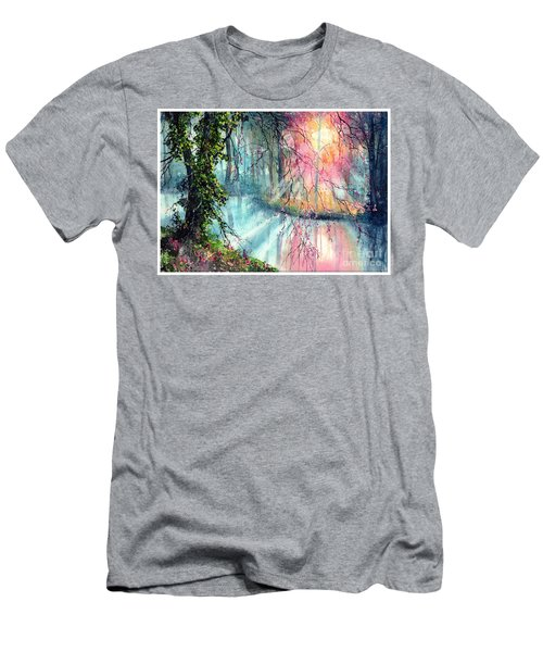In The Nature Reserve Men's T-Shirt (Athletic Fit)
