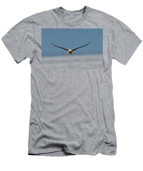 Incoming Puffin Men's T-Shirt (Athletic Fit)