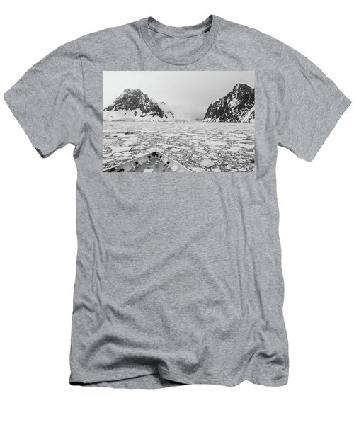 Into The Ice Men's T-Shirt (Athletic Fit)