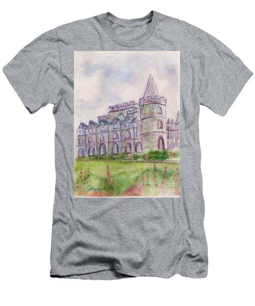 Inverary Castle Men's T-Shirt (Athletic Fit)
